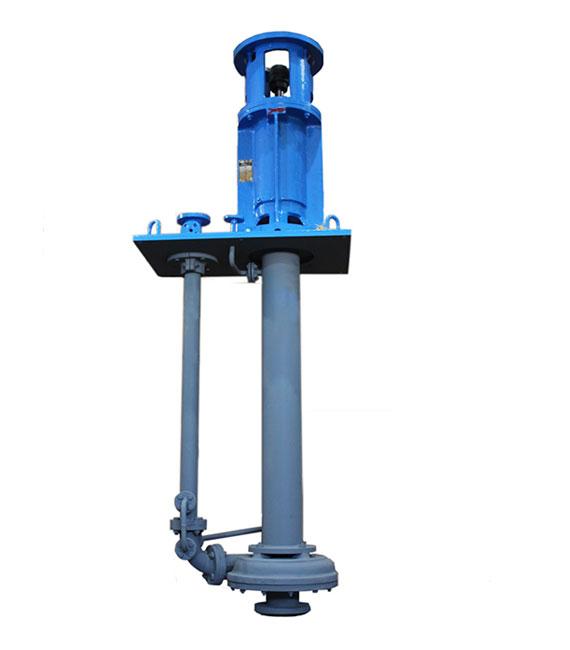 Vertical Submerged Centrifugal Pump - Cantilever Design